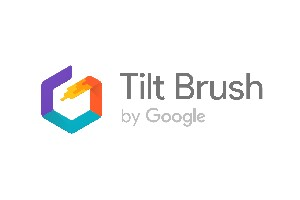 Tilt Brush By Google Colour Logo