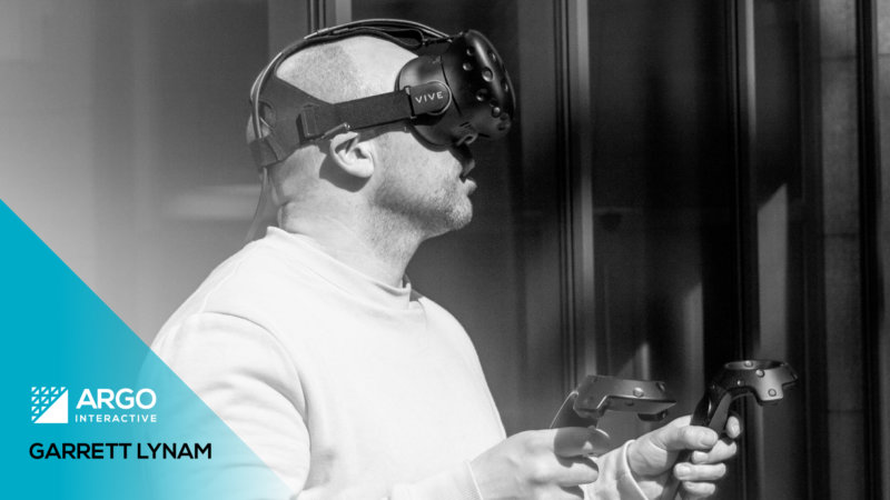 Look for Argo Interactive in the ARVR Innovate 2018 Startup Zone