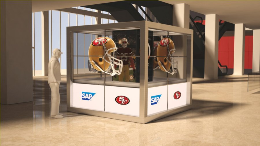 vStream has worked with the San Francisco 49ers. You can find out more at ARVR Innovate 2018