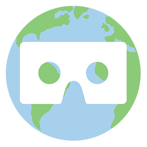 ARVR Location Viewing logo