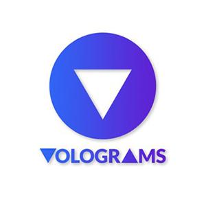 ARVR Volograms logo