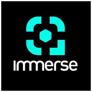 ARVR Immerse Logo