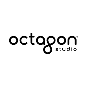 ARVR Octagon Studio Logo